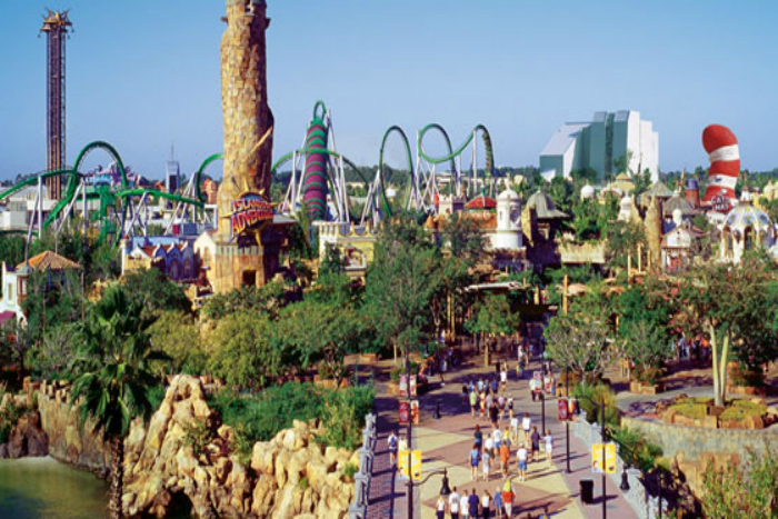 Universal's Islands of Adventure, США