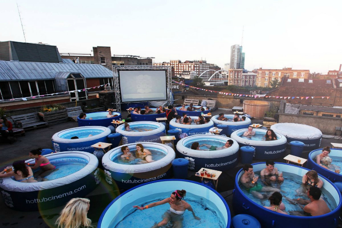 Facebook/Hot Tub Cinema