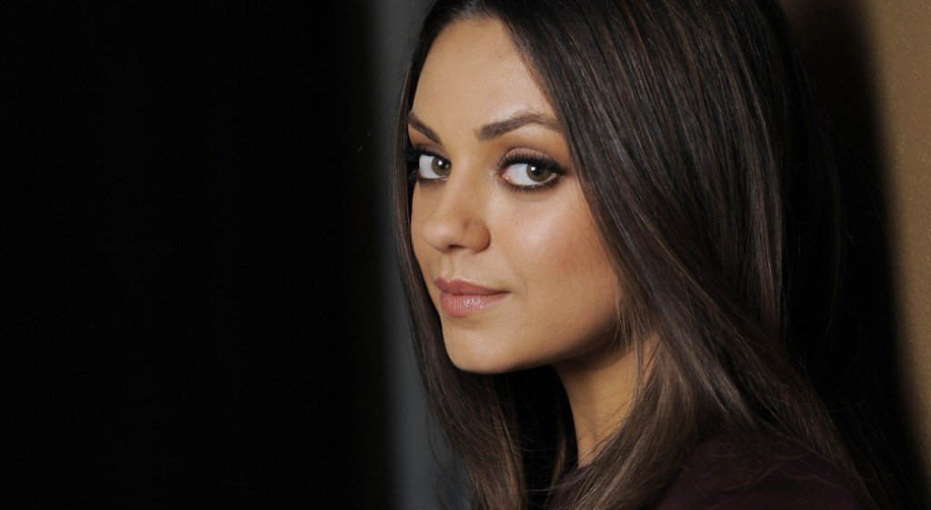 "Mila Kunis, a cast member in the film ""TED,"" poses for a portrait during the ""TED"" press day at The Four Seasons Hotel on Saturday, June 16 in Beverly Hills, Calif. (Photo by Chris Pizzello/Invision/AP) ... 16-06-2012 ... Photo by: Chris Pizzello/AP/Press Association Images.URN:13827774"