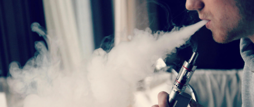 E-Cigarette-Electronic
