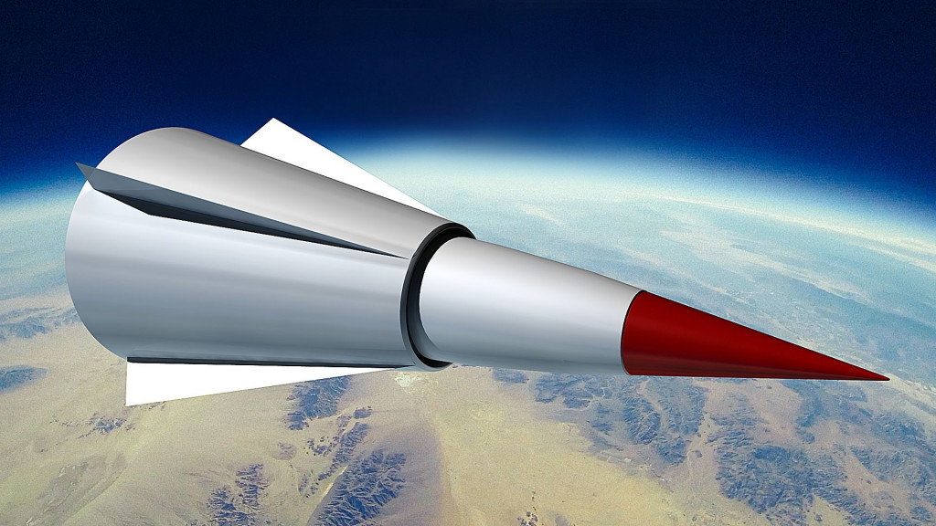 hypersonic-ballistic-missile