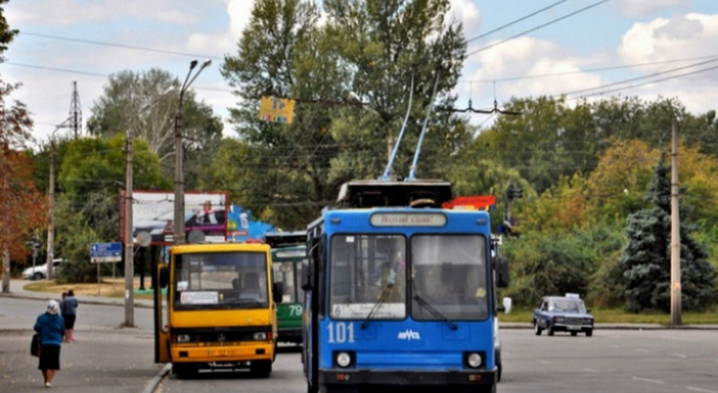 poltava transport